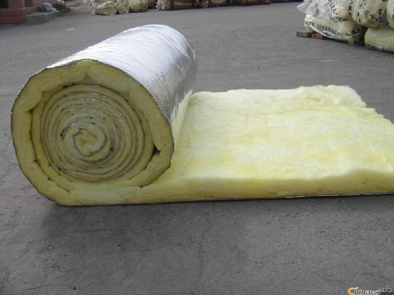 贴箔玻璃棉毡一平米价格